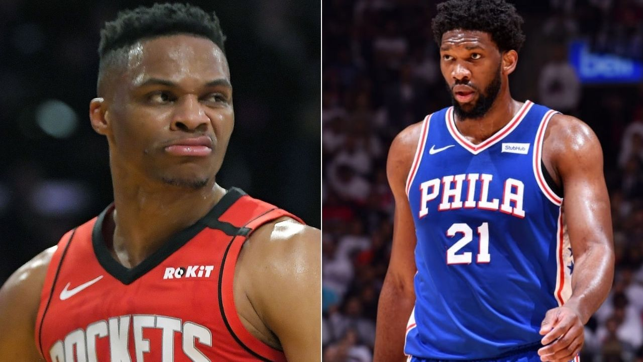 Rockets interested to trade for Joel Embiid