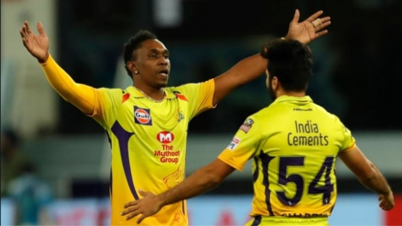 Why is DJ Bravo not playing today's IPL 2020 match vs Rajasthan Royals? | The SportsRush