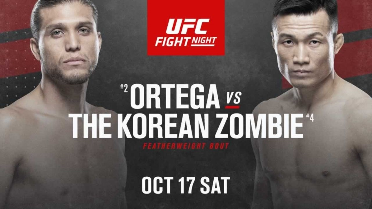 Dana White Confirms Brian Ortega Vs. The Korean Zombie Will Yield New No.1 Contender For The Featherweight Title