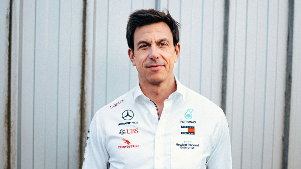 """""""Somebody else should take the baton""""- Toto Wolff on identifying his successor in Mercedes"""