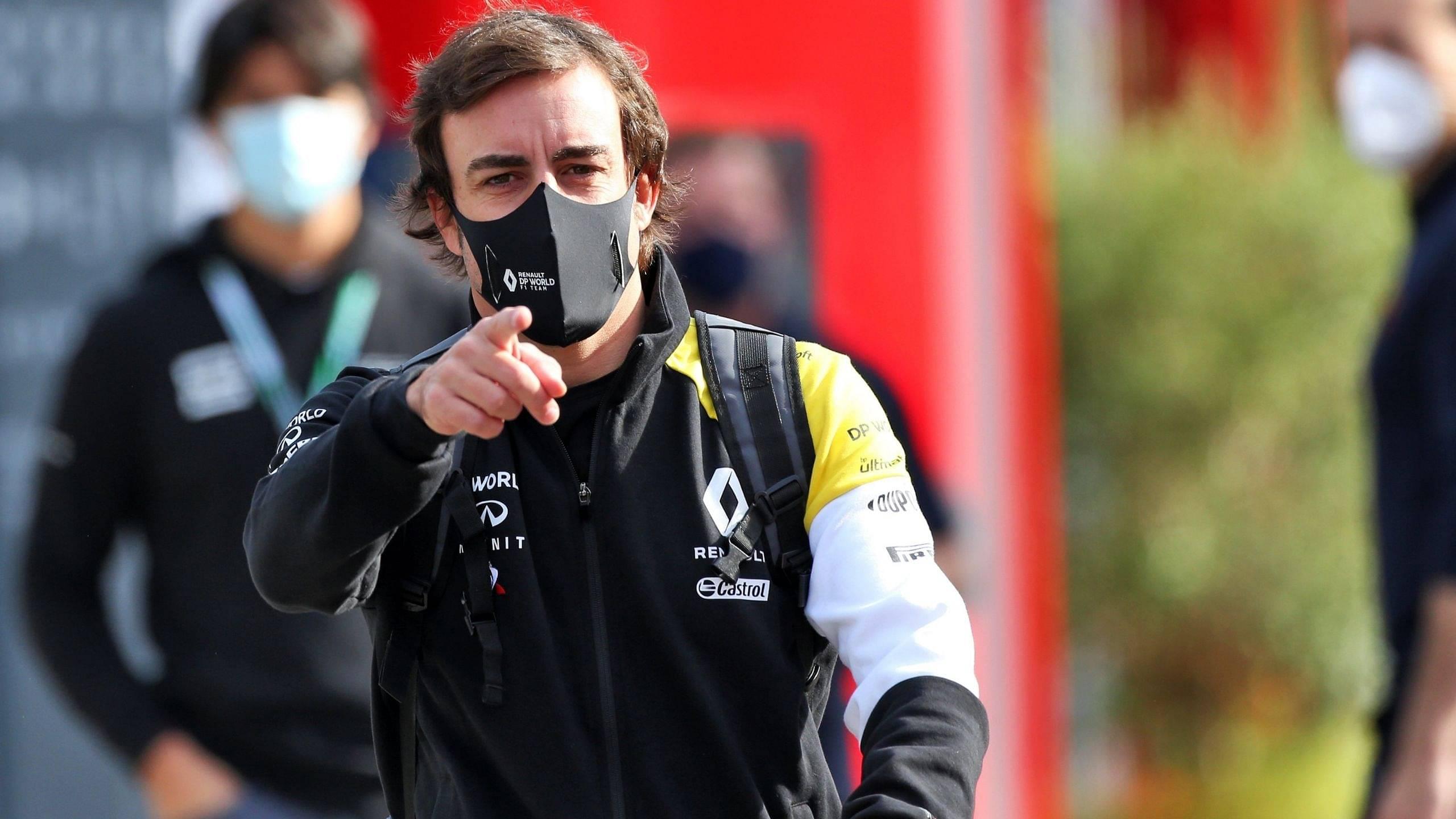 F1 Post-Season Test 2020: Why has McLaren blocked Fernando Alonso from testing his Renault at Abu Dhabi for 2021 season?