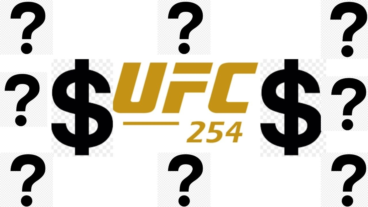 UFC 254 PPV Buys: Did it Break The All-Time Record?
