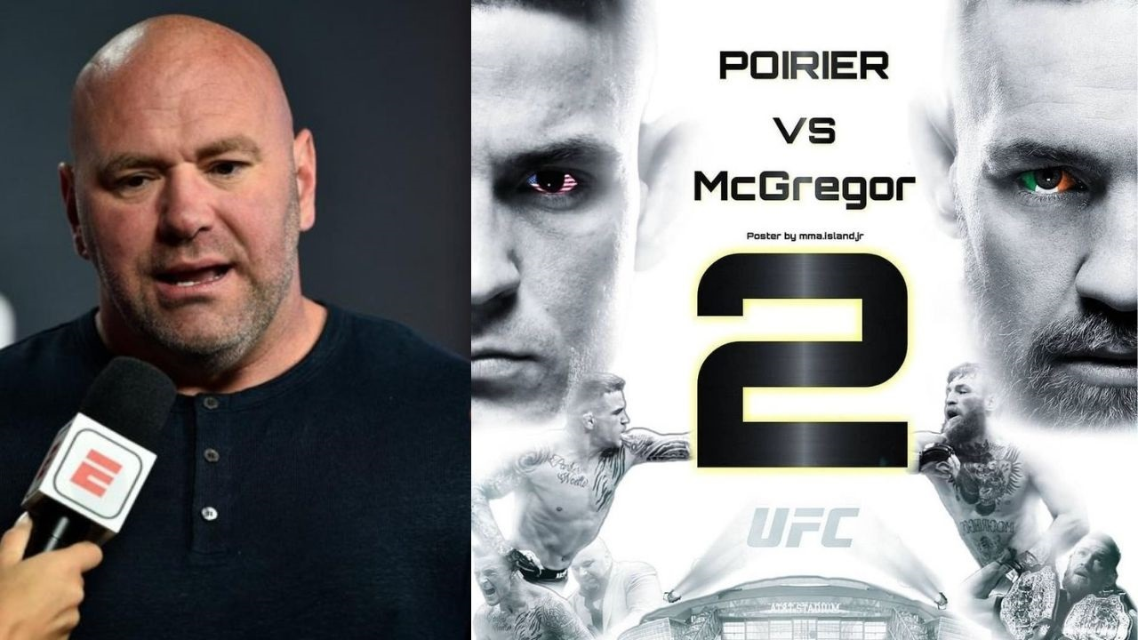 """""""Now It's a Matter Of Getting Contract Signed""""- Dana White On What's Remaining To Make Conor McGregor Vs. Dustin Poirier Official"""