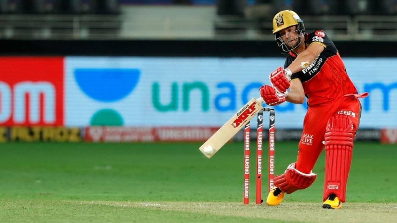 'AB de Villiers is in the mood': Twitterati joyous as RCB batsman blasts 36th IPL half-century vs KKR