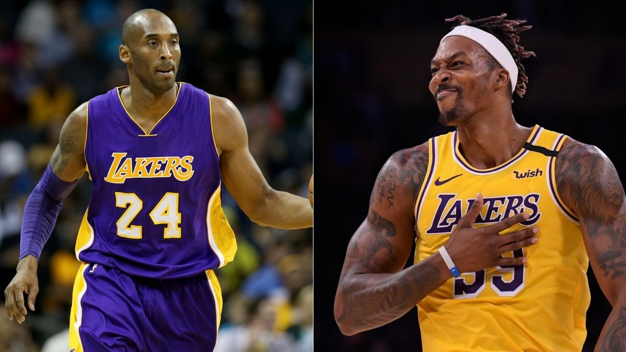 Dwight Howard turned down six-figure shoe deal to keep his 'Kobes'