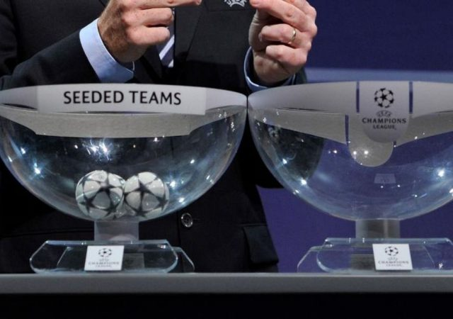 UEFA Champions League Draw 2020/21: Groups of Champions League teams for 2020/21 season