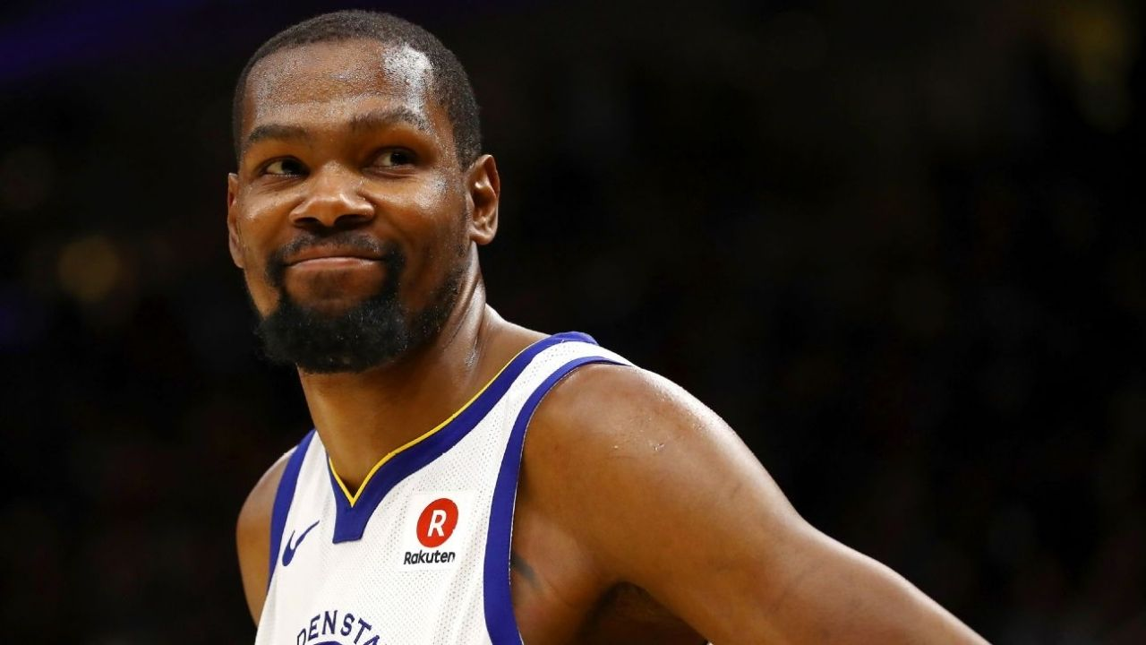 Hate when practice squad players talk like starters': Kevin Durant responds to Jay Richardson's comments