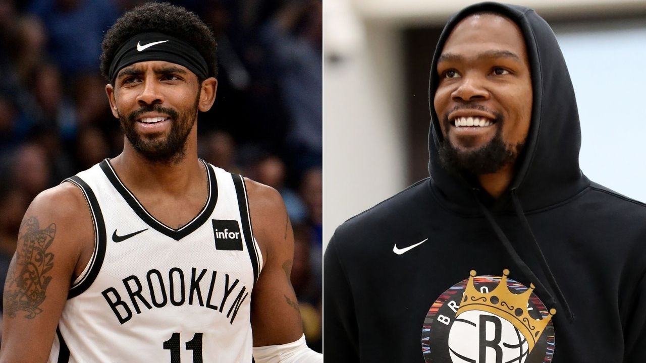 Kevin Durant supports Kyrie Irving for head coach comments