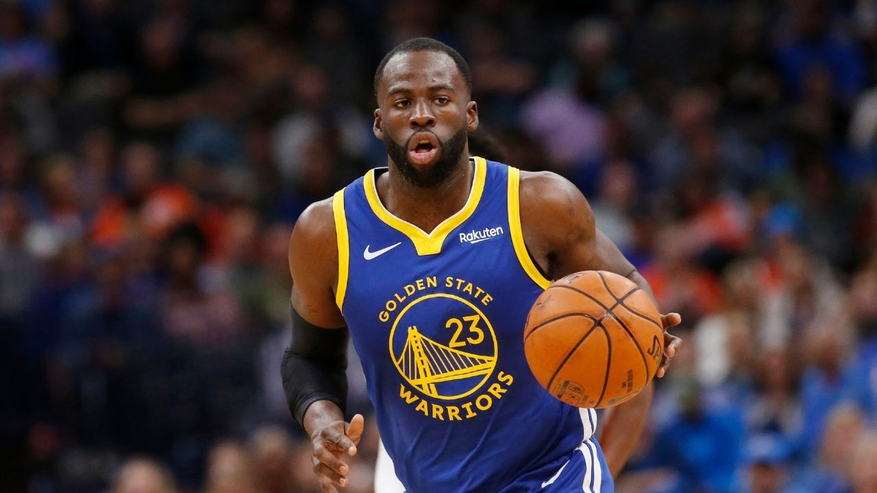 'F*** y'all, I'm here to get a spot': Draymond Green