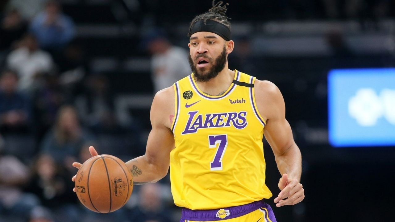 Is JaVale McGee leaving the Lakers