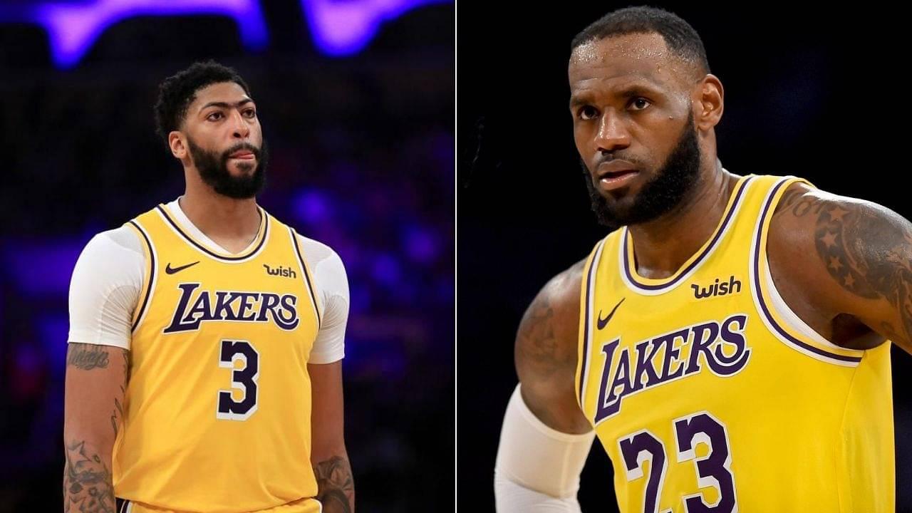 LeBron James could lose Finals MVP to Anthony Davis: Skip Bayless