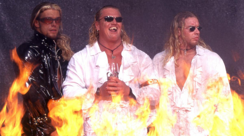 """They told me from day one it was to help bring Edge in and get him ready"""" – Gangrel opens up on why The Brood was formed"""