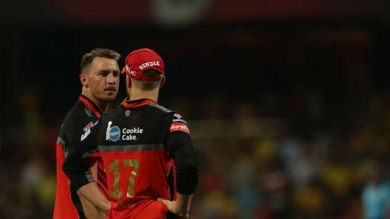 Why is Dale Steyn not playing today's IPL 2020 match vs Sunrisers Hyderabad?