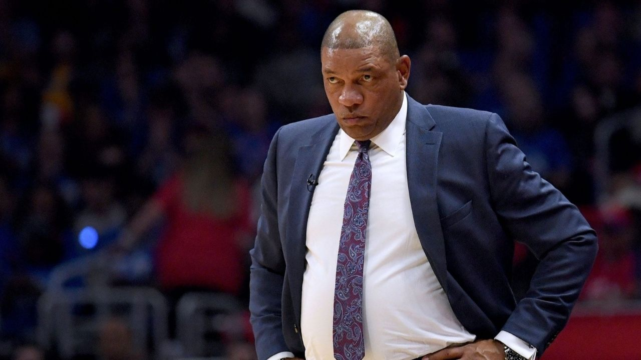 Doc Rivers' statement after joining Sixers angers Clippers fans