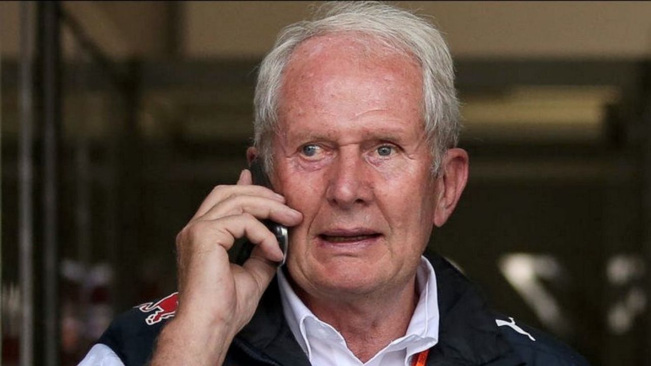"""""""We had a driver whose girlfriend was infected""""- Helmut Marko reveals potential presence of virus in paddock"""