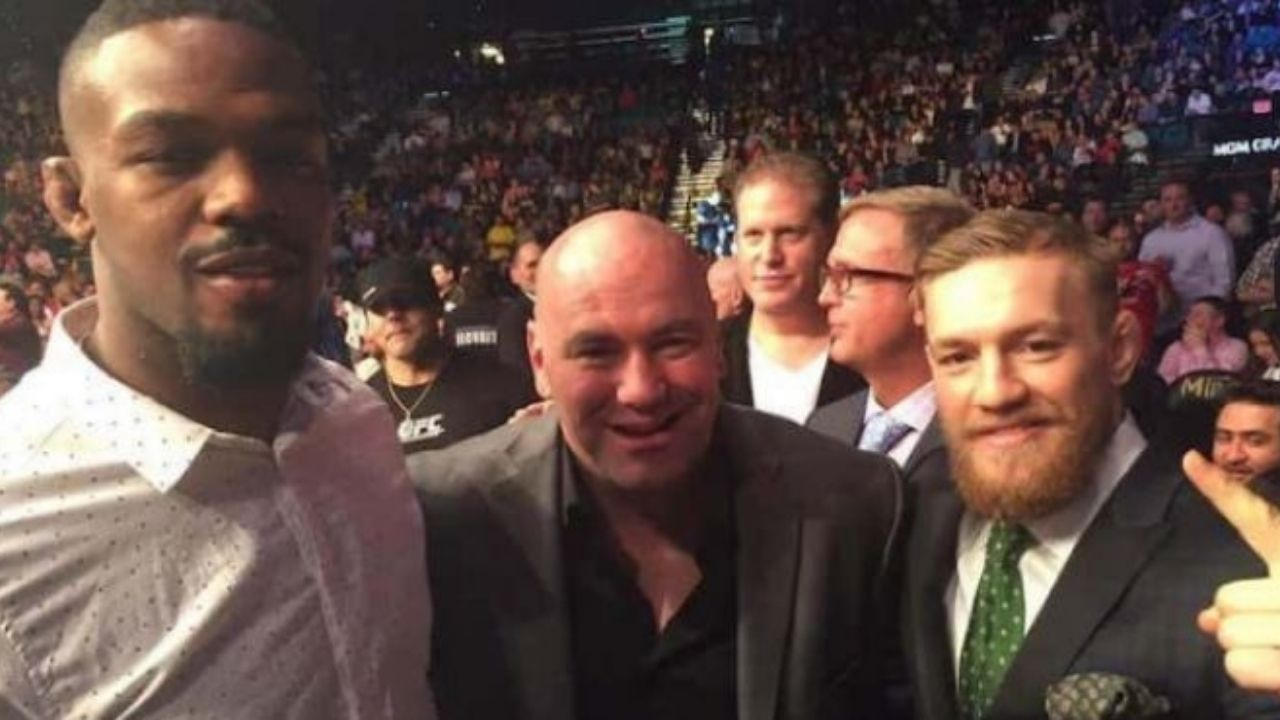 Jon Jones Acknowledges Conor McGregor's Business Prudence While Addressing a Fan's Query About Israel Adesanya
