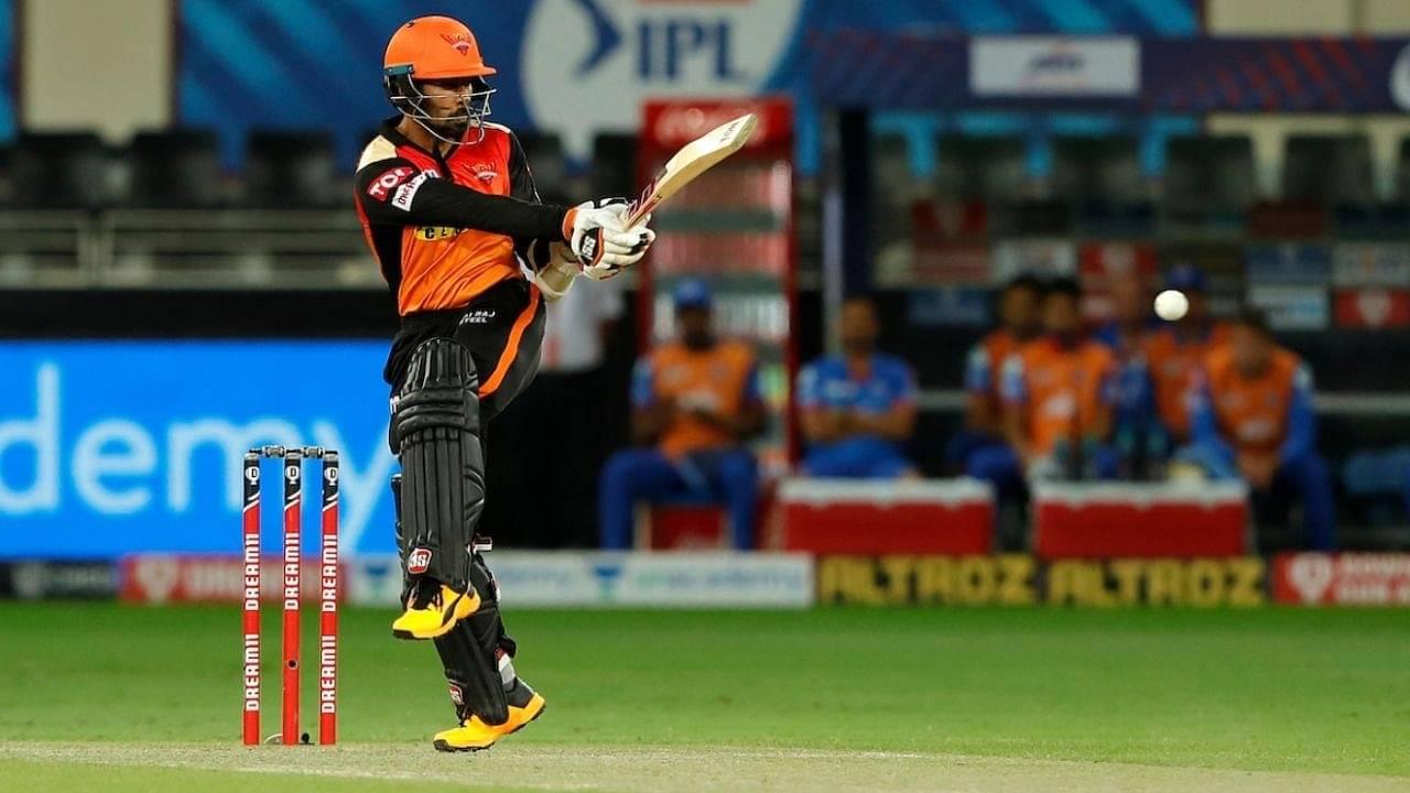Wriddhiman Saha IPL 2020: Sachin Tendulkar lauds SRH wicket-keeper batsman's 'quick scoring ability'