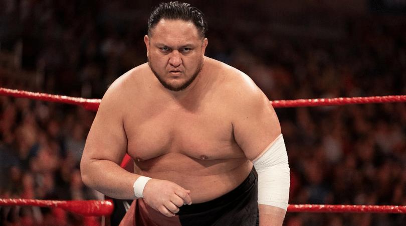 Samoa Joe on his future in the WWE
