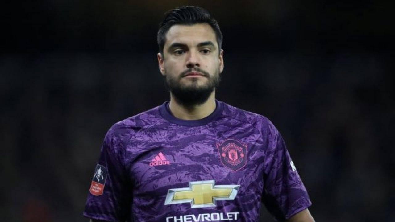 Man United Transfer News: Sergio Romero furious with Manchester United over failed Everton loan move
