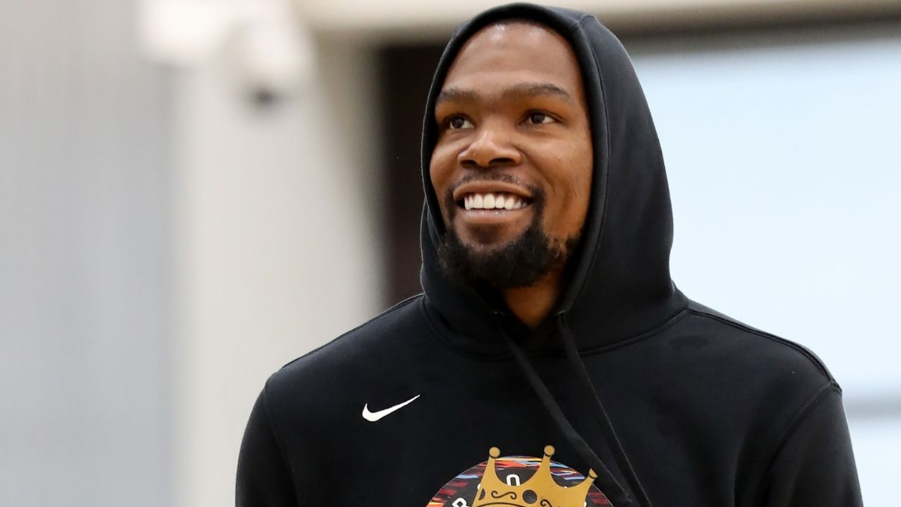 I didn't take easy way out, I earned it': Kevin Durant