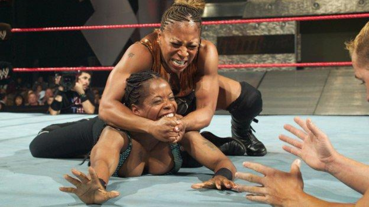 Jazz comments on the treatment of Women of color in the WWE