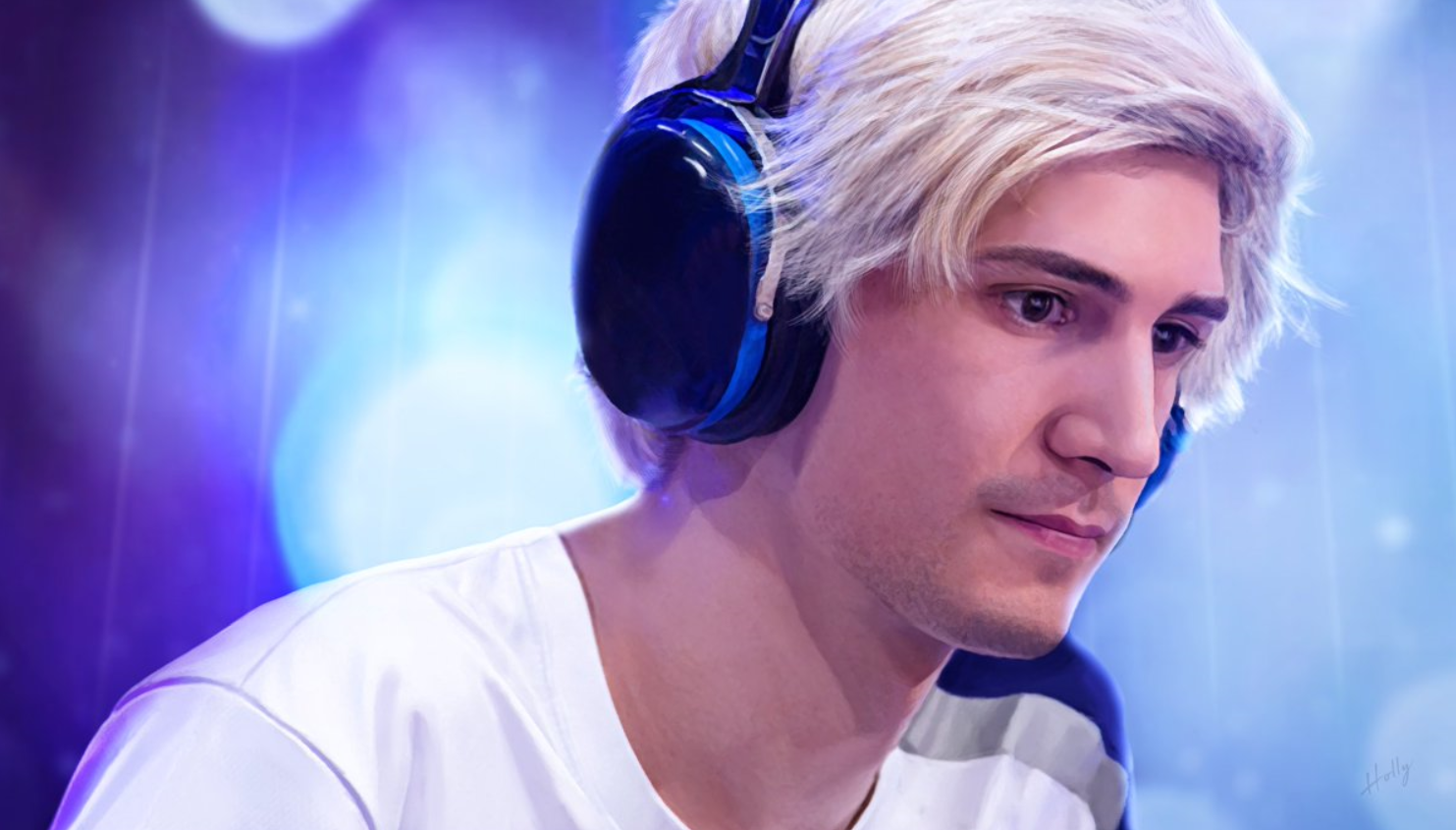 xQc Twitch's most watched streamer