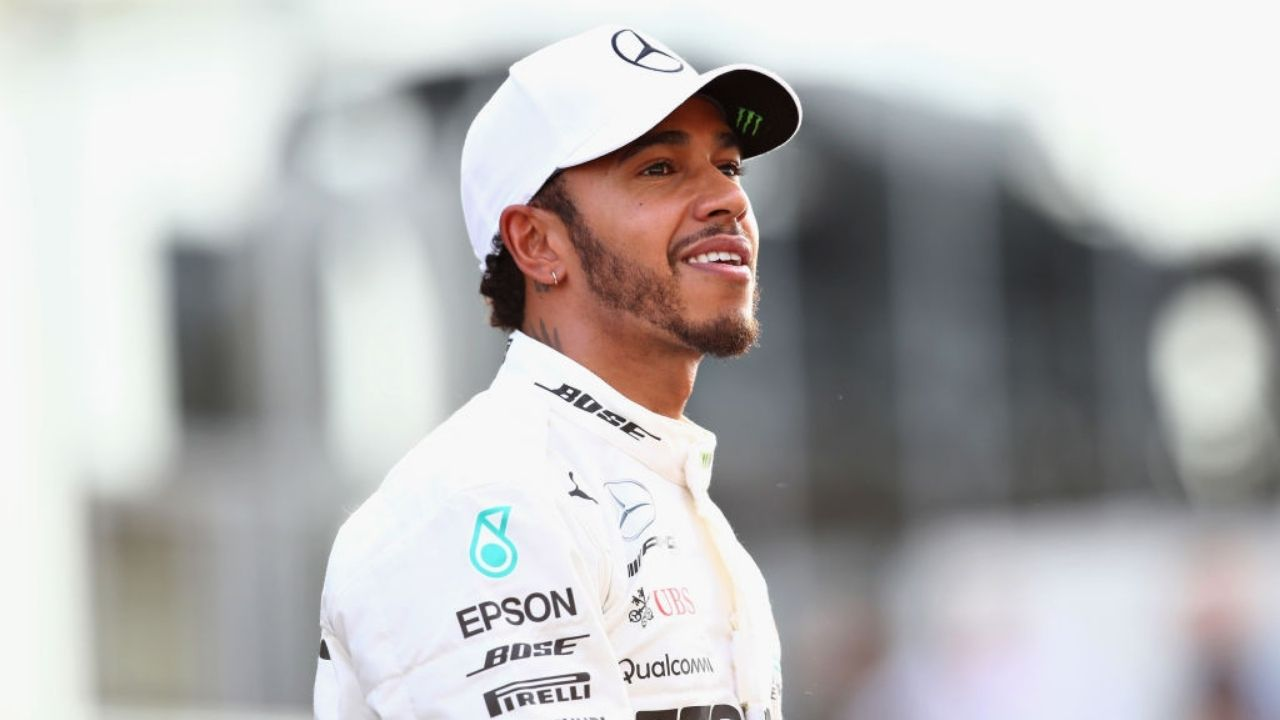 """Thank you so much for continuing to believe in me""- Lewis Hamilton's first words after"