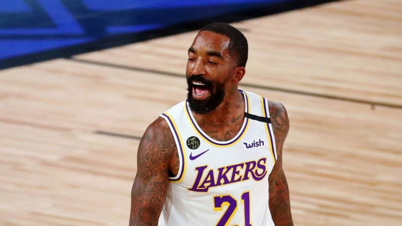Lakers' JR Smith slams ex-teammate as only player he didn't like in 16 year career