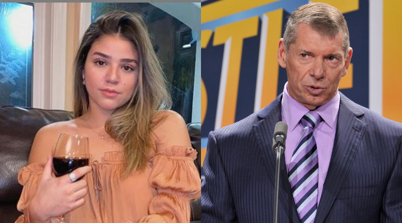What Vince McMahon thinks of Aalyah Mysterio