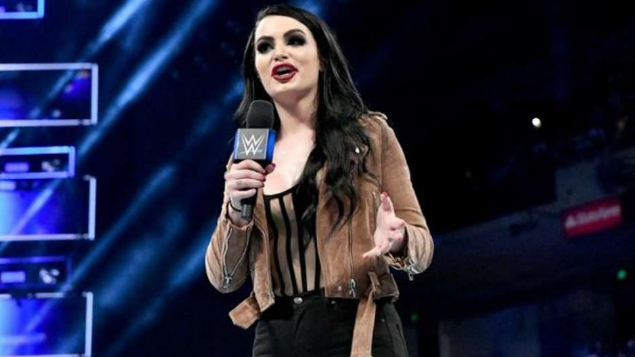 Paige on WWE's dictum on Twitch