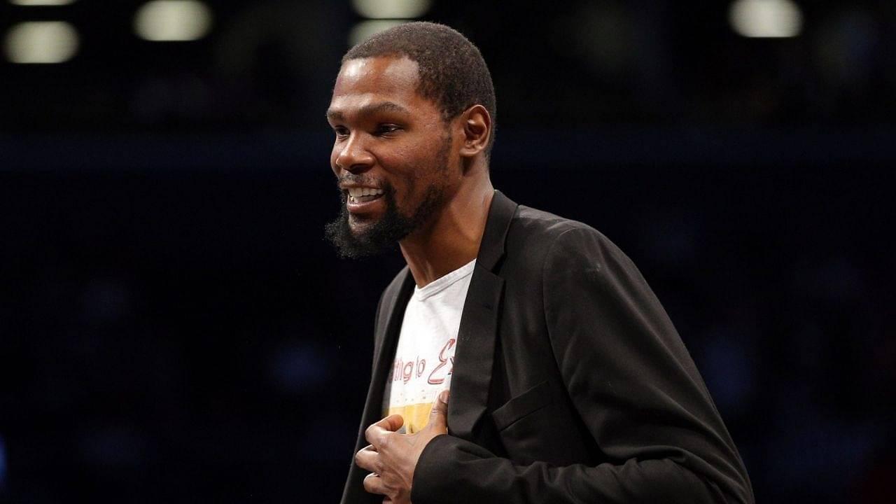 Kevin Durant savagely mocks New York Knicks
