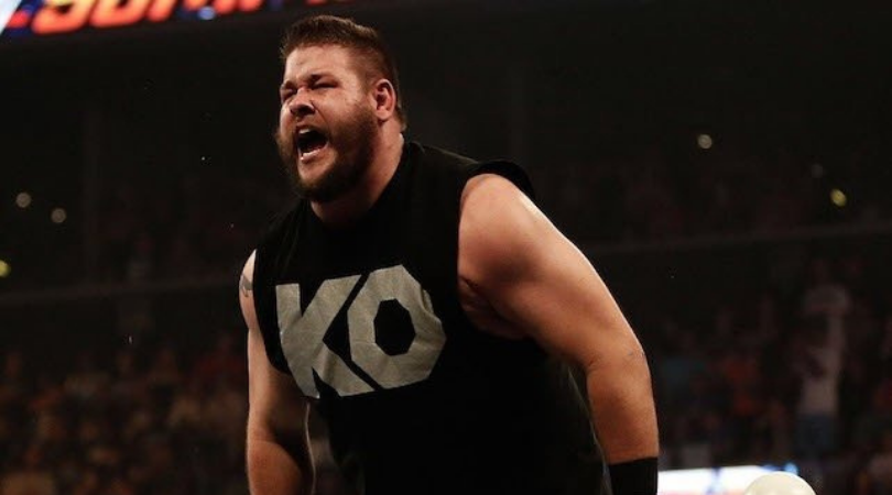 Kevin Owens on his dream feud in the WWE