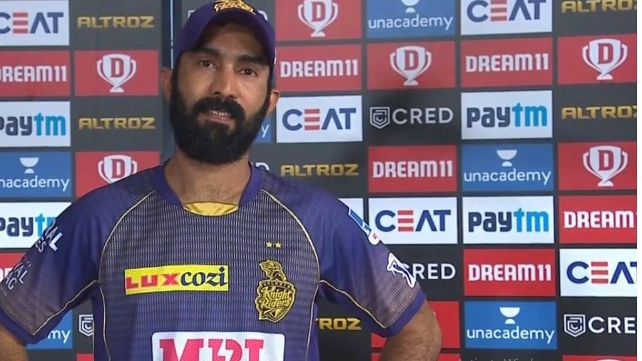 Dinesh Karthik hints at pondering over replacing Sunil Narine as KKR opener in IPL 2020