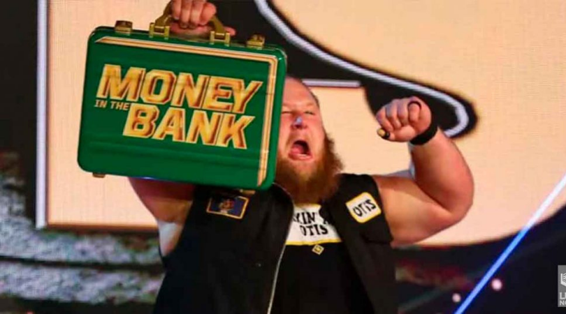 Multiple ideas pitched to remove Money in the Bank Briefcase from Otis