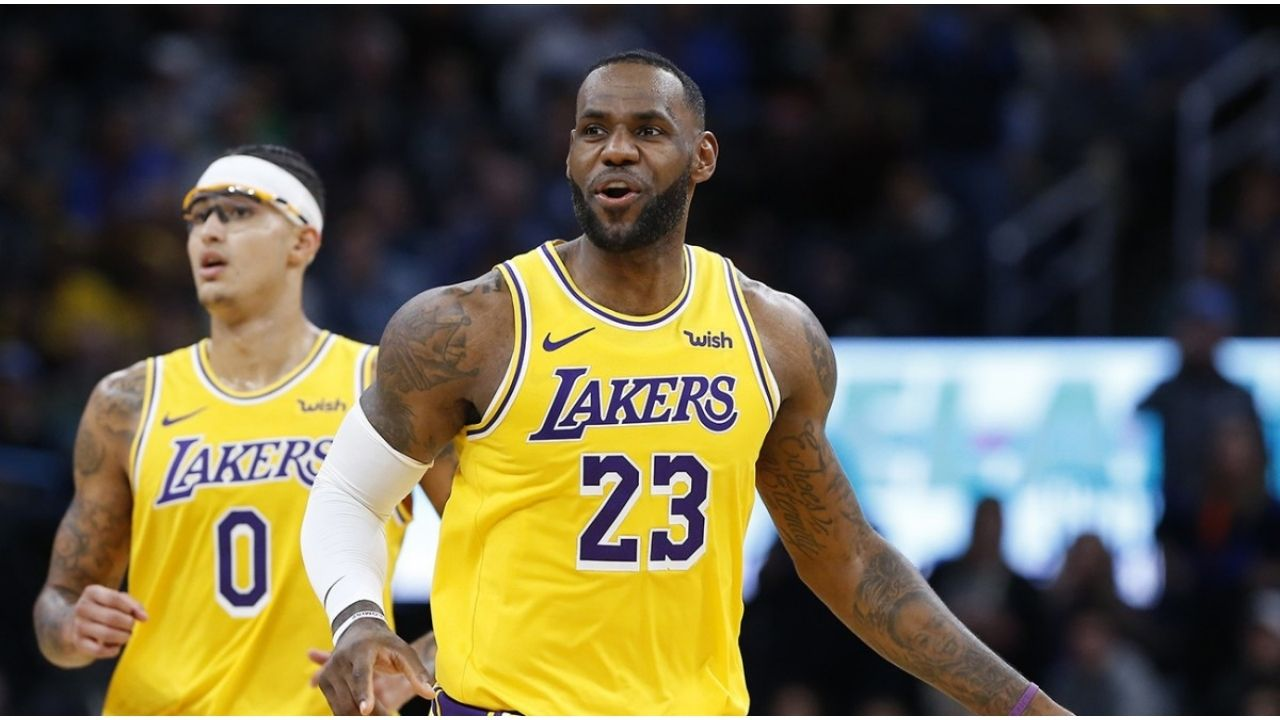 """F**k you LeBron James"""": Miami Heat podcast host goes off on Lakers star"""