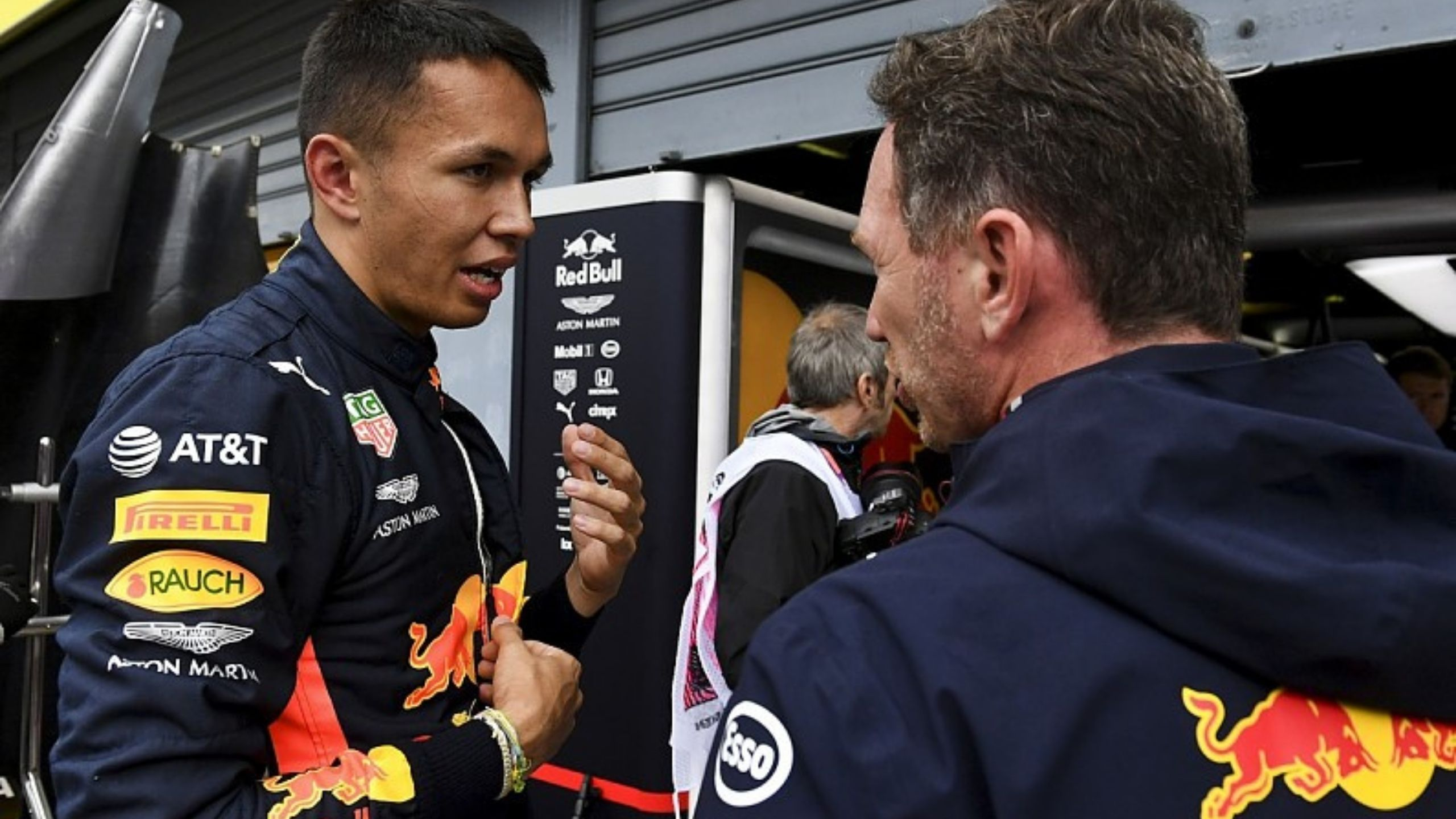 Alex Albon: Red Bull boss Christian Horner issues ultimatum to Alexander Albon with Nico Hulkenberg waiting in the wings