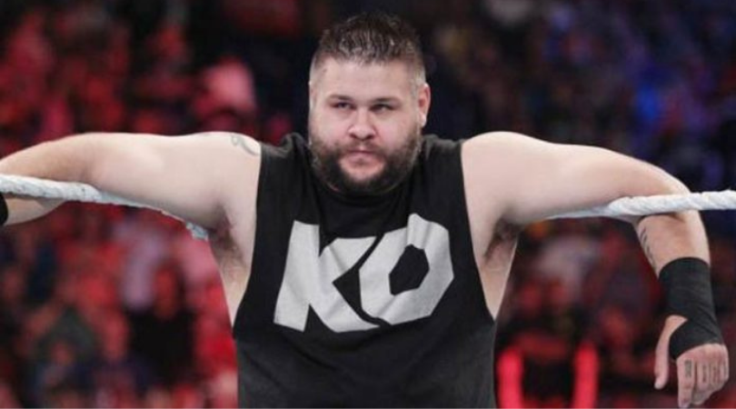Kevin Owens on his frustrations with WWE Draft