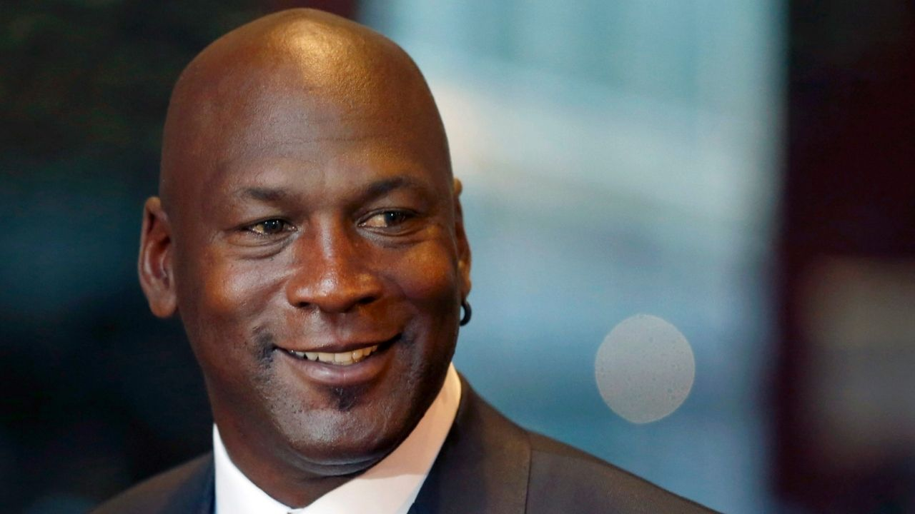 Michael Jordan opens clinic for uninsured civilians
