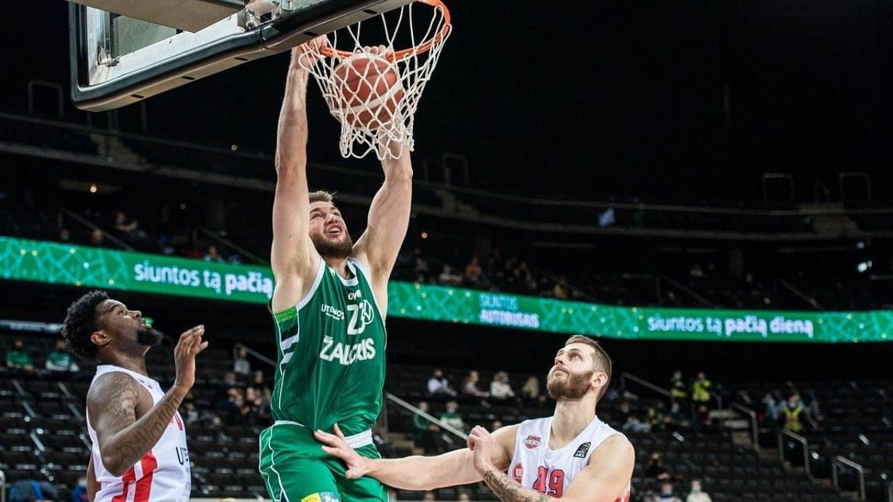 ZAL vs VAL Fantasy Prediction: Zalgiris Kaunas vs Valencia Basket Best Fantasy Picks for Euro League 2020-21