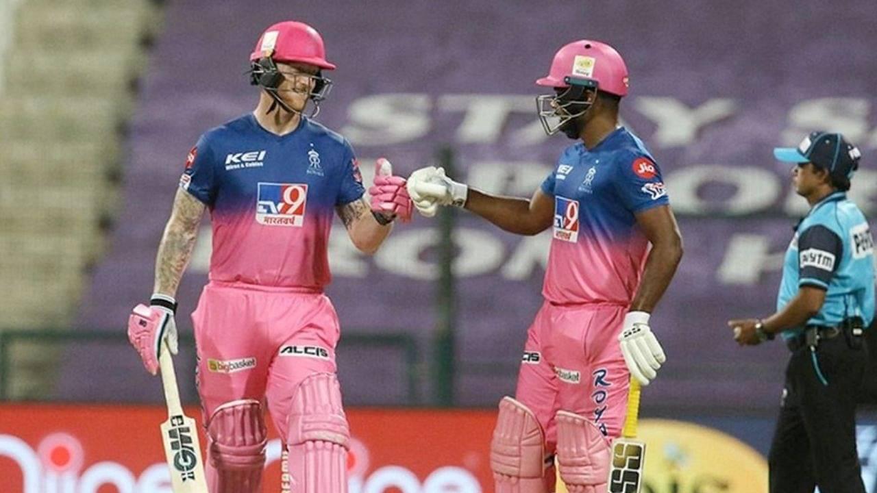 Ben Stokes IPL century: Twitter reactions on Stokes and Sanju Samson chasing 196 vs Mumbai Indians