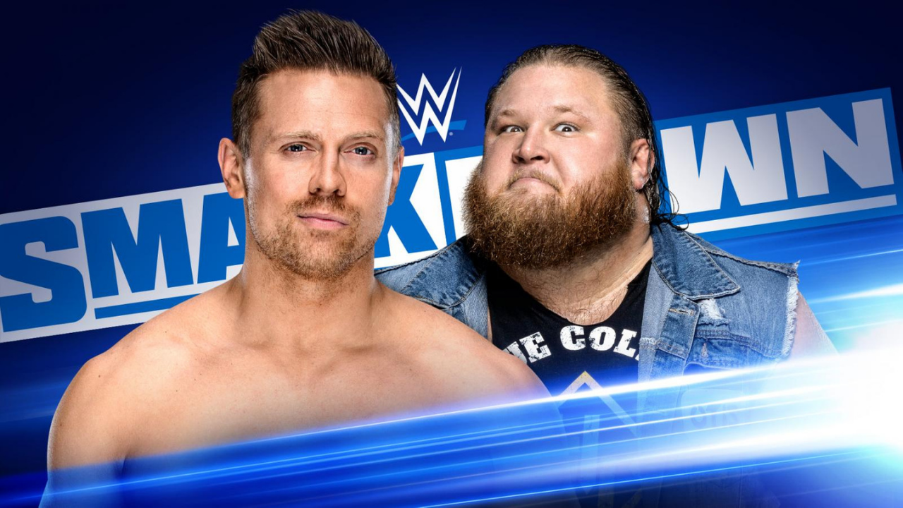 Otis vs Miz announced for the Money in the Bank contract at Hell in a Cell