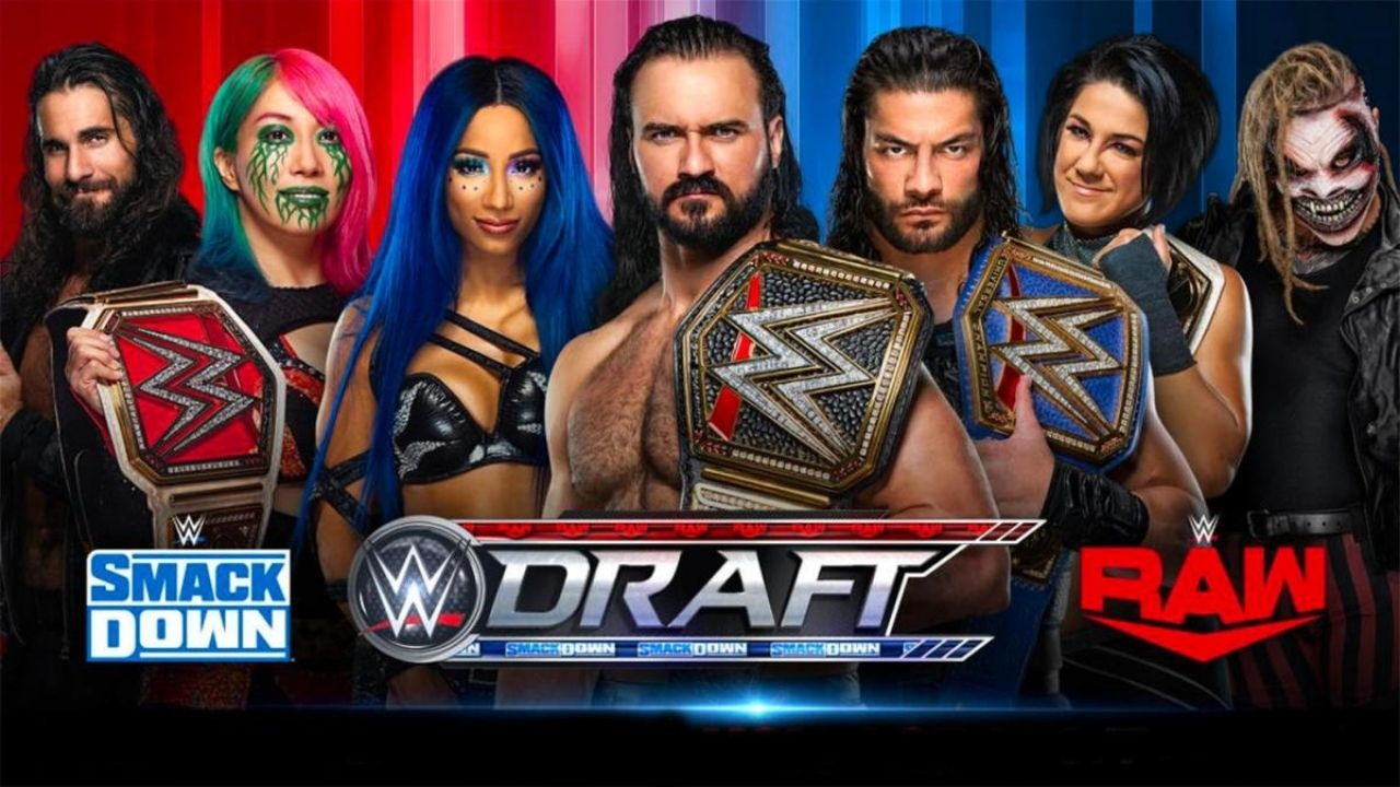 WWE Draft 2020 Live Updates: Seth Rollins Drafted To Smack Down