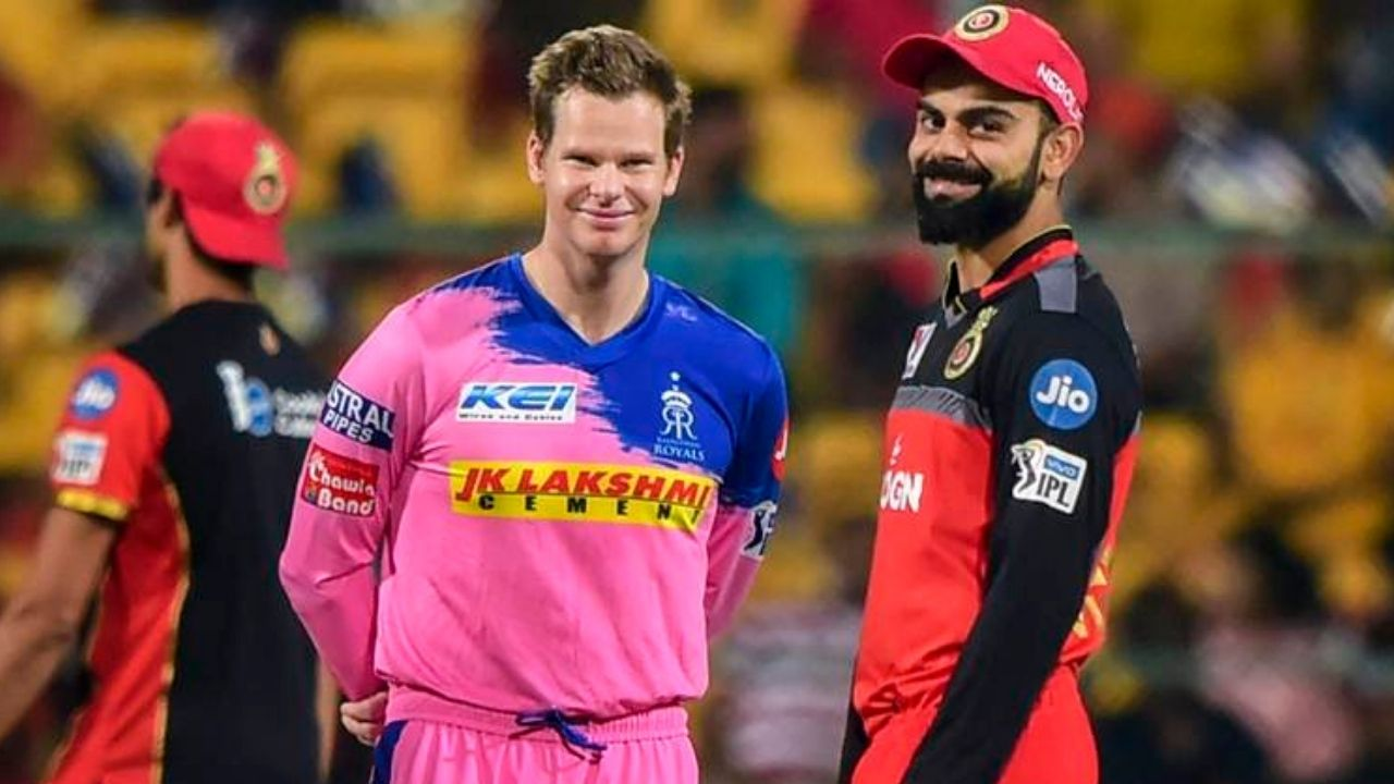 RCB vs RR Head to Head Records | Royal Challengers Bangalore vs Rajasthan Royals H2H Stats | IPL 2020 Match 15
