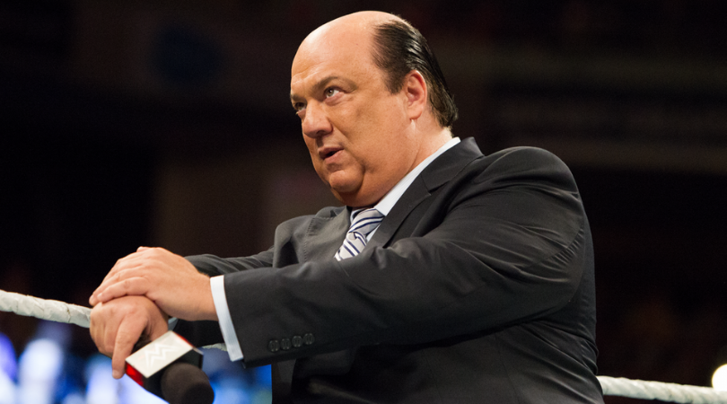Paul Heyman explains why he is no longer the Executive Director of WWE Raw