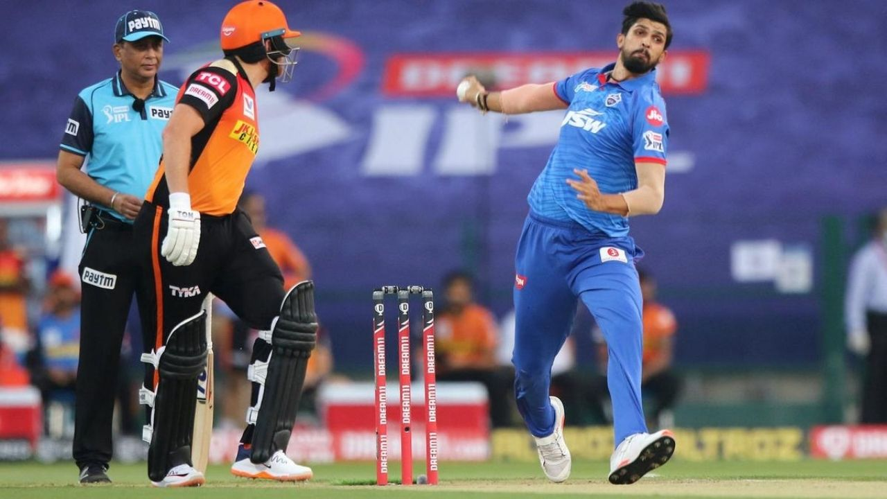 Ishant Sharma news: Delhi Capitals pacer ruled out of IPL 2020