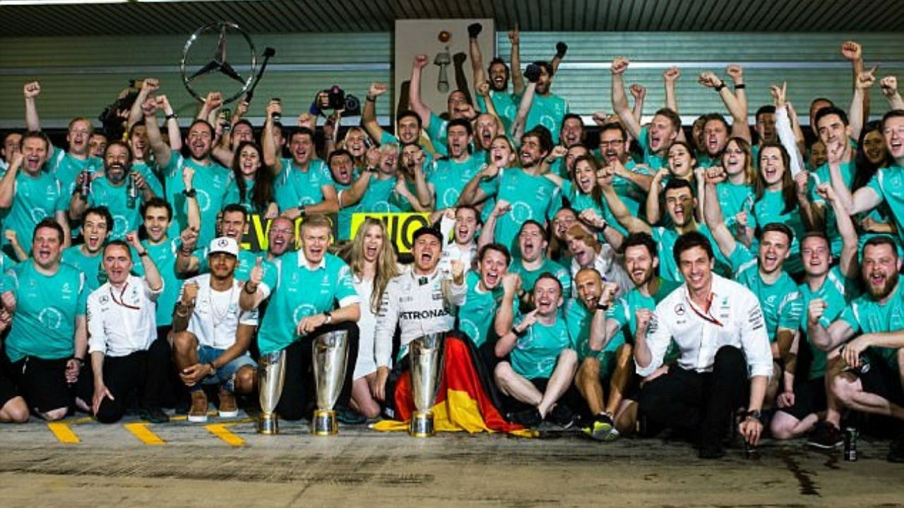 'No dickheads'- Toto Wolff sheds light on punitive policy of Mercedes in F1