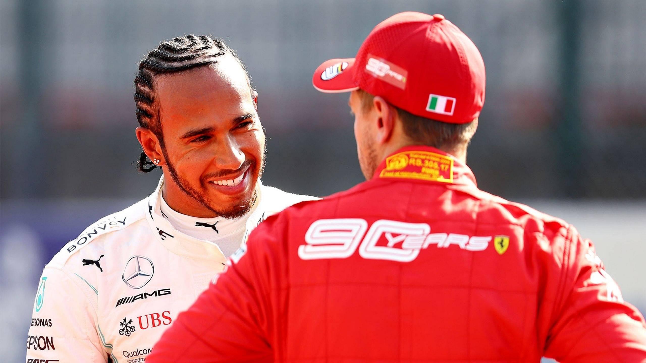 Lewis Hamilton to Ferrari: Was Lewis Hamilton close to replacing Sebastian Vettel at Ferrari?