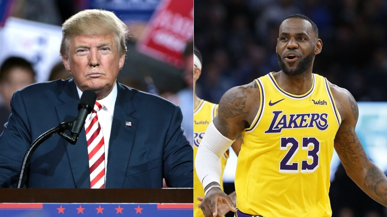 'LeBron James helped pay $27 million in fines so that felons could vote