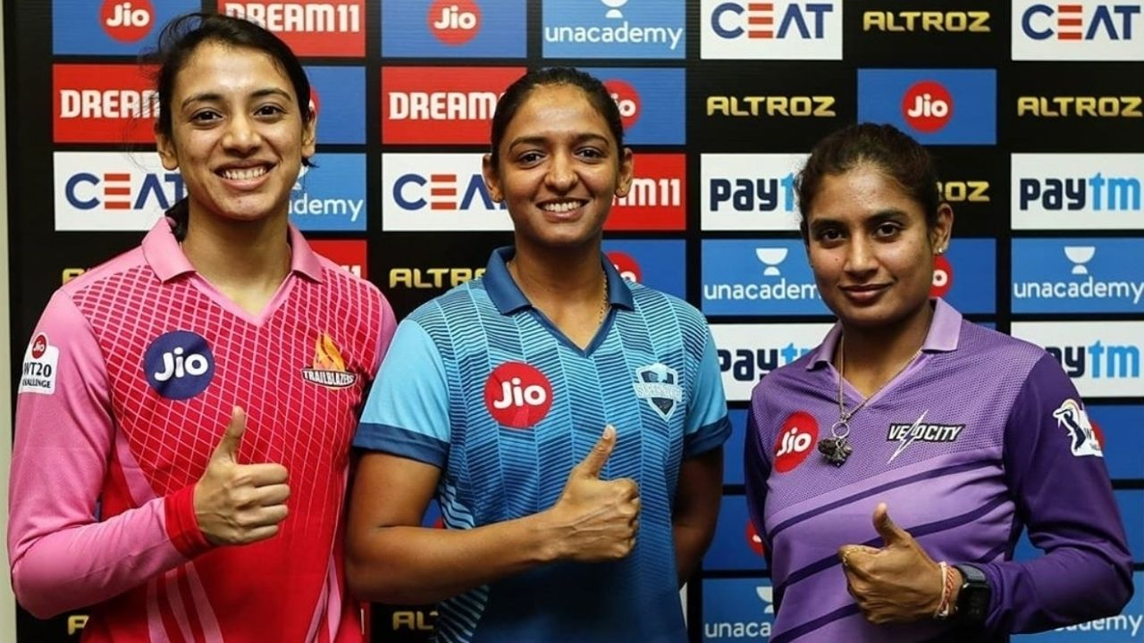 Women's T20 Challenge 2020 Live Telecast Channel in India: When and where to watch Women's IPL 2020?