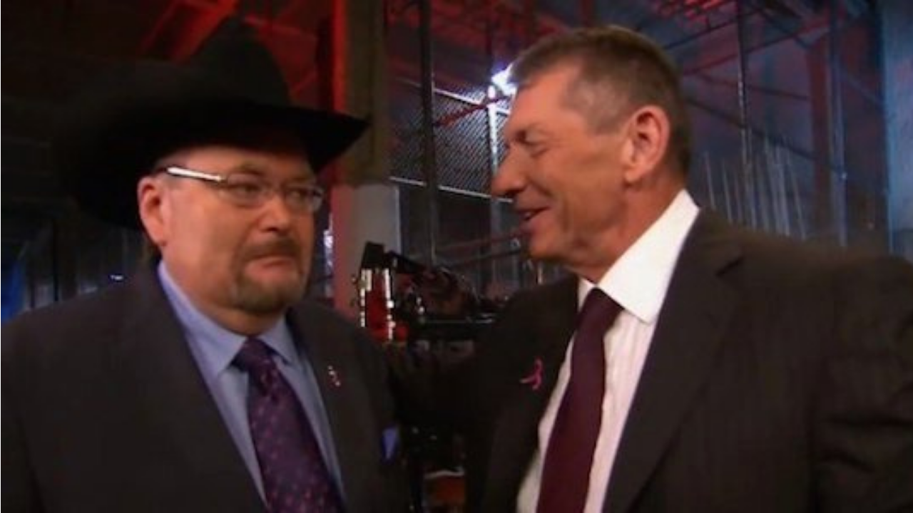 Jim Ross opens up on finding out he wasn't wanted in the WWE anymore